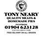 Tony Neary Butchers